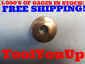 Edmunds 4370 Class Xx Smooth Bore Ring Gage 4375 0005 Undersize Machine