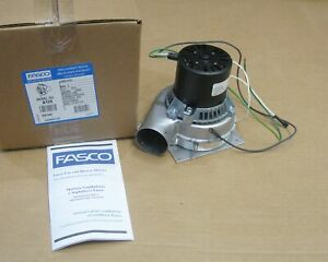 Fasco A128 Furnace Draft Inducer Motor Fits 7021 6376 7021 9404 7021 10271