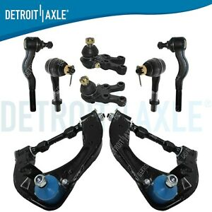 New 8pc Complete Front Suspension Kit For Mitsubishi Montero Sport 1994 2004