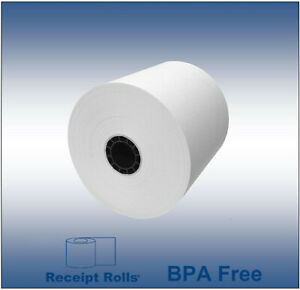 3 1 8 X 273 Extra Long Thermal Receipt Paper 50 Rolls