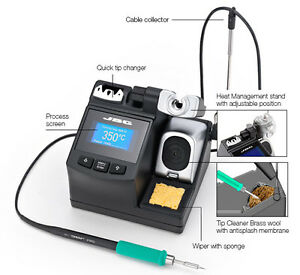 Jbc Cd 1be Digital Lead Free Soldering Station