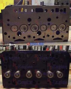 Cylinder Head Remachined Allis Chalmers Mm 3 Cyl Diesel Cn 4358374 Bare