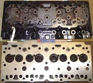 Remachined Cylinder Head Perkins 203 4 Cylinder Diesel 37111841 Bare 4cyl Dsl