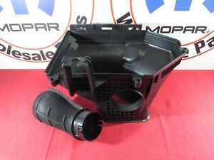 Dodge Challenger Hellcat Replacement Conversion Intake Tube Airbox New Oem Mopar
