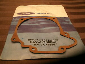 1980 1989 Ford Mustang Aod Automatic Transmission Output Shaft Housing Gasket