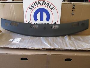 Dodge Ram Replacement Slate Gray Forward Upper Dash Panel New Oem Mopar