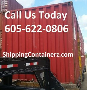 40ft Shipping Container Storage Container Conex Box In Detroit Mi