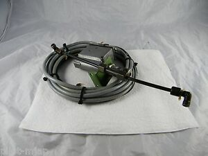 Maho Mhc700 4 axis Cnc Machine 4 Lead Power Cable With Hawe Dg2m Hydraulic Val