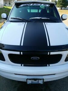Truck Racing Rally Stripe Decal Wide 20 Hood Graphic Fits Dodge Ford Chevy