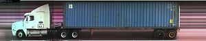 Used 40 Hc Shipping Container Storage Container In Baltimore Maryland
