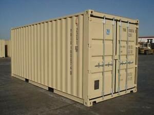 New 20ft Shipping Container Storage Container Conex Box In Kansas City Ks