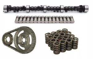 Stage 3 Rv Hp Hyd Camshaft Kit Chevrolet Sbc 305 327 350 400 480 480 Lift
