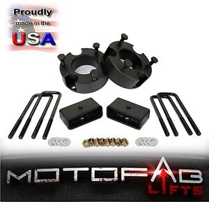 2005 2019 Fits Toyota Tacoma 3 Front 2 Rear Leveling Lift Kit 4wd 2wd Us Made
