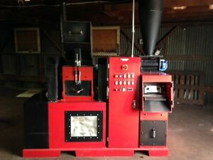 Greemman Reco200f Copper Wire Granulator