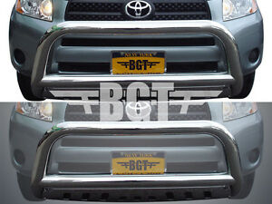 Bgt For 2006 2015 Toyota Rav4 Front Bull Bar With Plate Bumper Guard S S