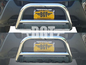 Bgt For 2006 2015 Toyota Rav4 2 5 Front Bull Bar With Plate Bumper Guard S s