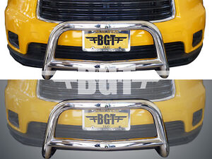 Bgt For 2014 2017 Toyota Highlander Front Bull a Bar Bumper Guard S s