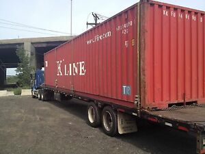 40 Hc Shipping Container Storage Container Conex Box In Philadelphia Pa