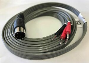 Lead Wire For Amrex Ms322 Muscle Stimulator
