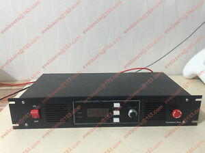 24v 30a Cw Laser Diode Driver power Supply High Power Dpss Yag