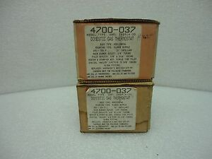 Robertshaw 4700 037 Uhf Domestic Gas Oven Thermostat Uni line Nos