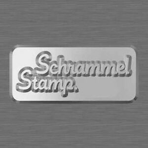 Steel Hand Stamp customer Special Request