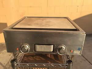 Wells Commercial Electric Griddle