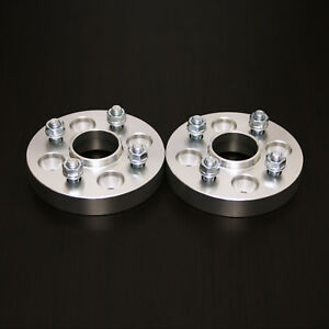 32mm 1 25 Hubcentric Wheel Spacers For Nissan 4x114 3 66 1 12x1 25