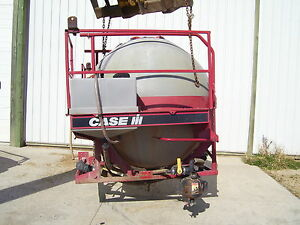 750 Gallon Sprayer Tank For Case Ih Patroit Or Others