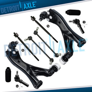 Front Lower Control Arm Sway Bar For 2005 2007 Chevy Equinox Pontiac Torrent
