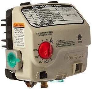Honeywell 9007890 Reliance 301 Series Electronic Water Heater Lp Control Valve