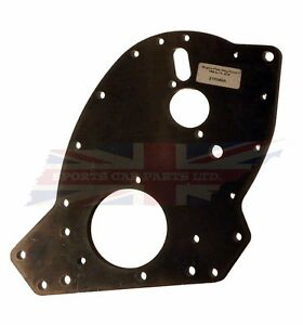 New Triumph Gt6 Tr250 Tr6 1968 1974 Front Motor Engine Plate Aluminium Alloy