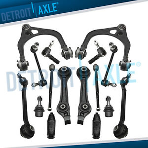 2005 2006 2007 2008 2009 2010 Dodge Charger 300 16pc Front Suspension Kit