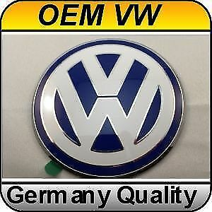 Original Volkswagen Beetle Coupe Rear Vw Emblem Badge 1998 2005 Genuine Vw