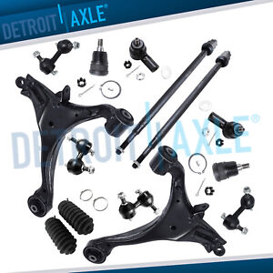 2001 2002 2005 Honda Civic Excludes Si Complete Front And Rear Suspension Kit