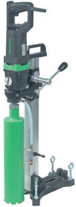 Eibenstock Etn 2001 Psa 2 Speed Hand held Core Drill W small Stand Bst 104 60v