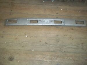 1984 Toyota Truck Front Bumper 4x2 1985 1986 1987 1988 Painted