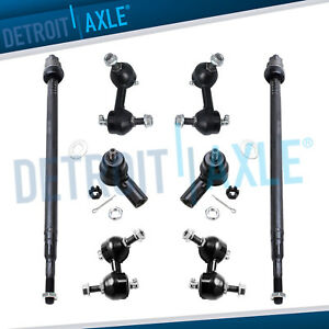 Brand New 8pc Front Rear Suspension Kit For 2001 2005 Honda Civic Excludes Si