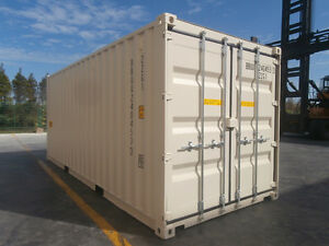 New 20ft Cargo Worthy Shipping Container In Portland Or