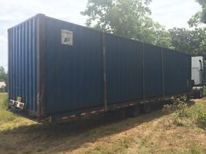 40ft Hc Cargo Worthy Shipping Container In Mobile Al