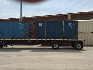 20ft Cargo Worthy Shipping Container In Houston Tx