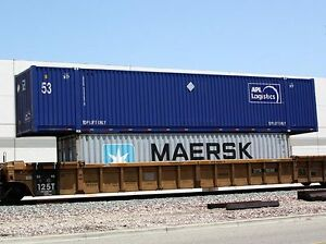 53ft Cargo Worthy Shipping Container For Sale In Atlanta Ga