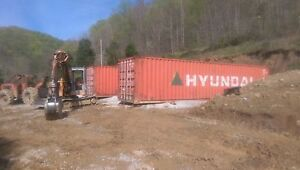 40ft Cargo Worthy Shipping Container In Atlanta Ga
