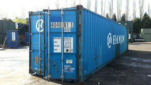 40ft Cargo Worthy Shipping Container In Norfolk Va