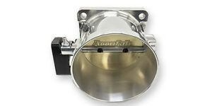 Accufab F90 86 93 Mustang 5 0l 90mm Throttle Body Only