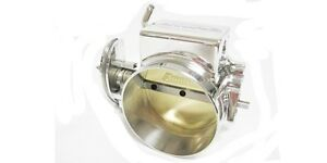 Accufab Racing C105pol Lsx 105mm Throttle Body For Fast Intake
