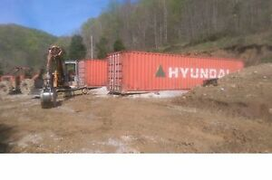 40ft Hc Cargo Worthy Shipping Container In Chicago Il