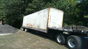 20ft Cargo Worthy Shipping Container In Birmingham Al