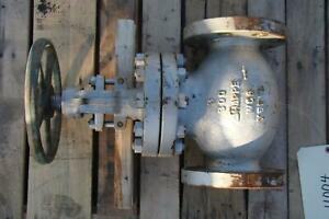 Sharpe Class 300 Gate Valve Size 3 Wcb Y9045