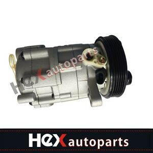 Ac A C Compressor For 1999 2002 Saturn Sc1 Sc2 Sl1 Sl2 Sw 1 9l